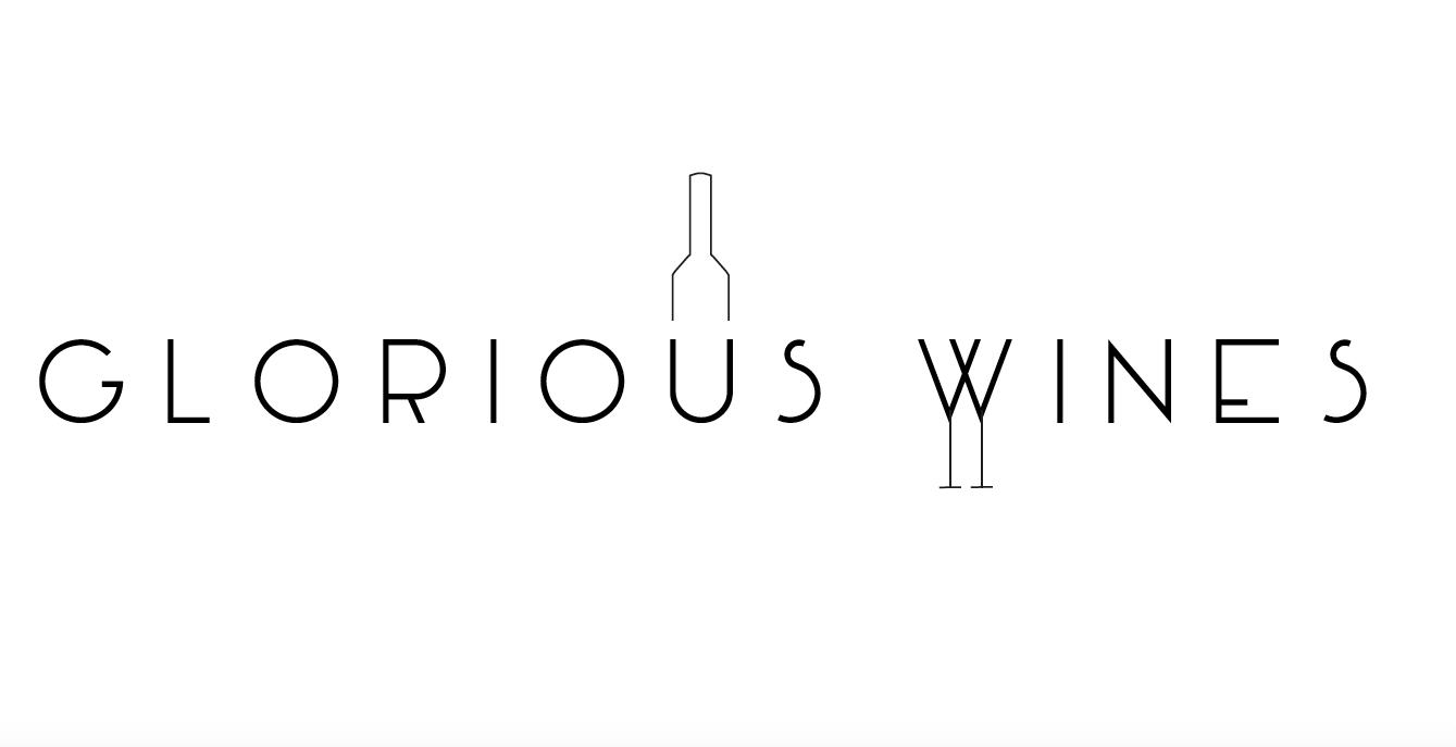 Glorious Wines Logo